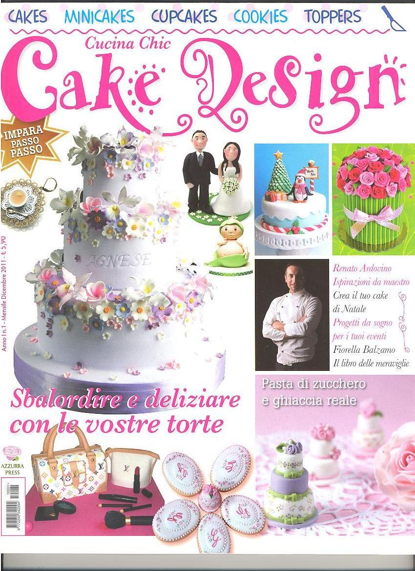 Cake Design Rivista Download : recensione magazine cake design Biancopato Magazine